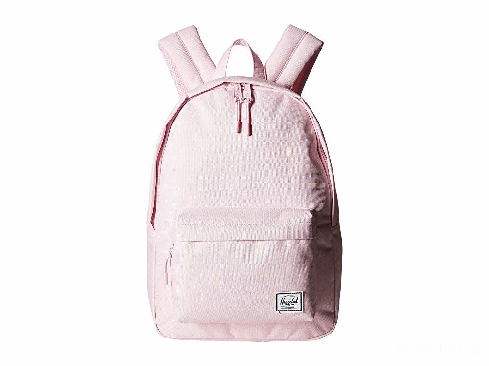 last chance herschel supply co. classic mid-volume pink lady crosshatch limited sale best price