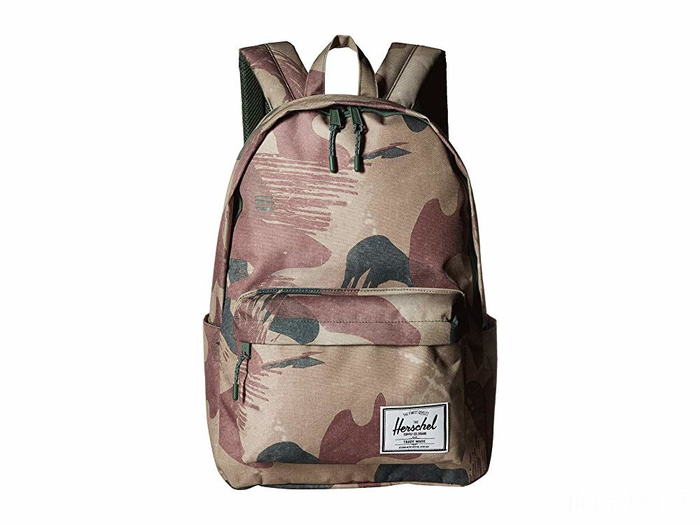 last chance herschel supply co. classic x-large brushstroke camo best price limited sale