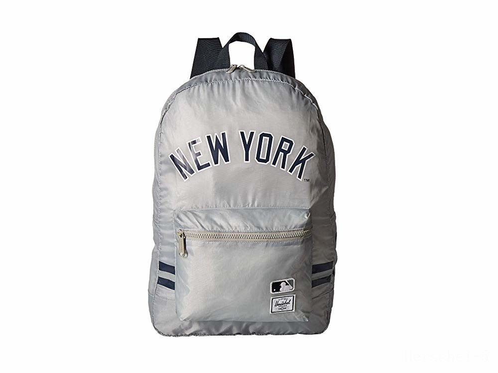 last chance herschel supply co. packable daypack new york yankees best price limited sale