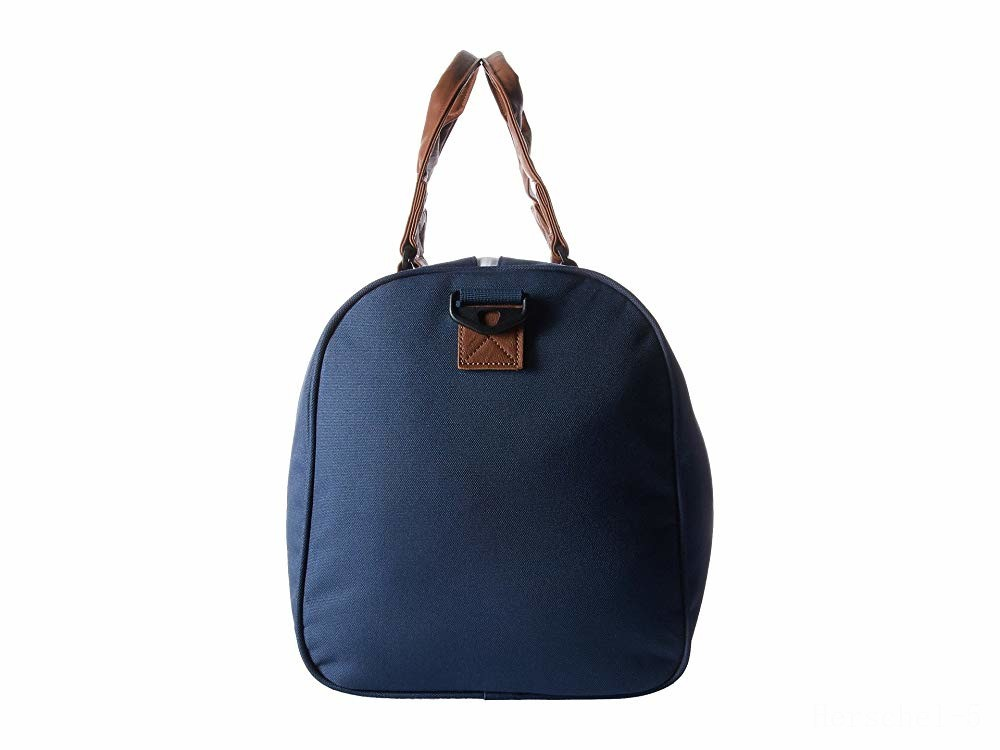 last chance herschel supply co. novel mid-volume navy/tan synthetic leather best price limited sale