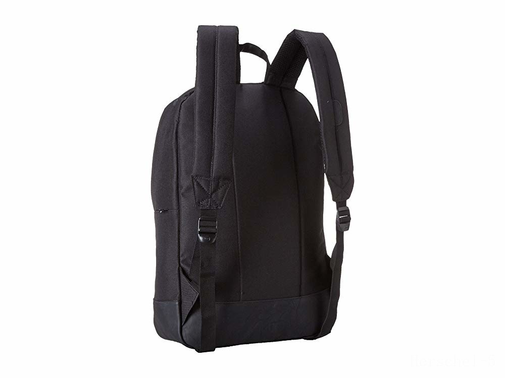 limited sale herschel supply co. heritage black/black last chance best price