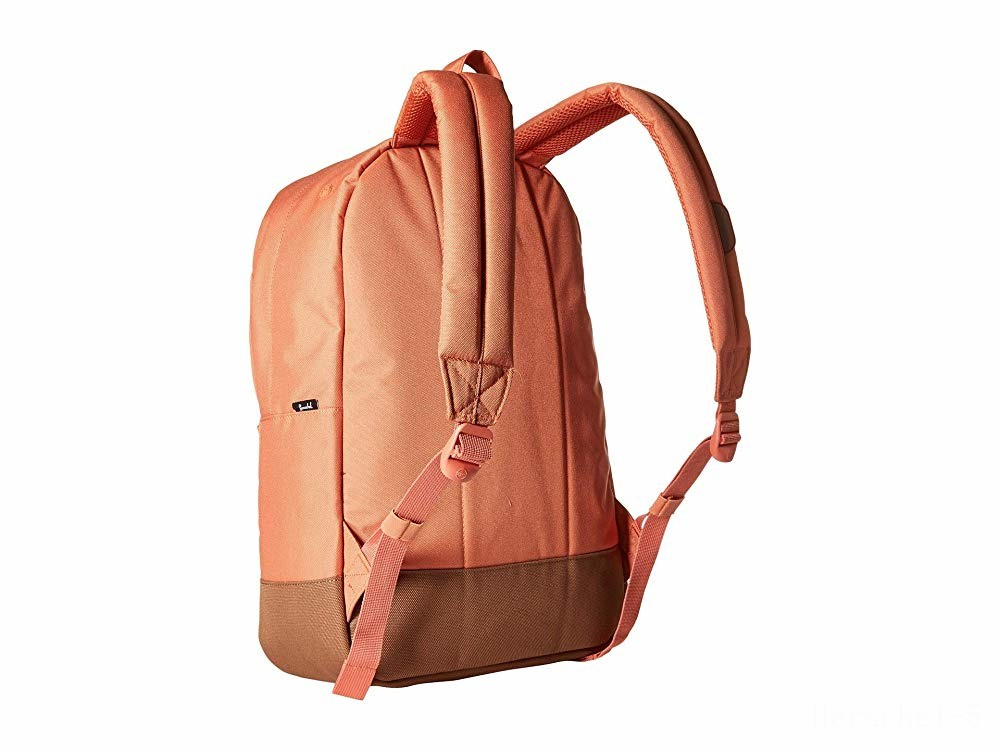 last chance herschel supply co. heritage apricot brandy/saddle brown best price limited sale