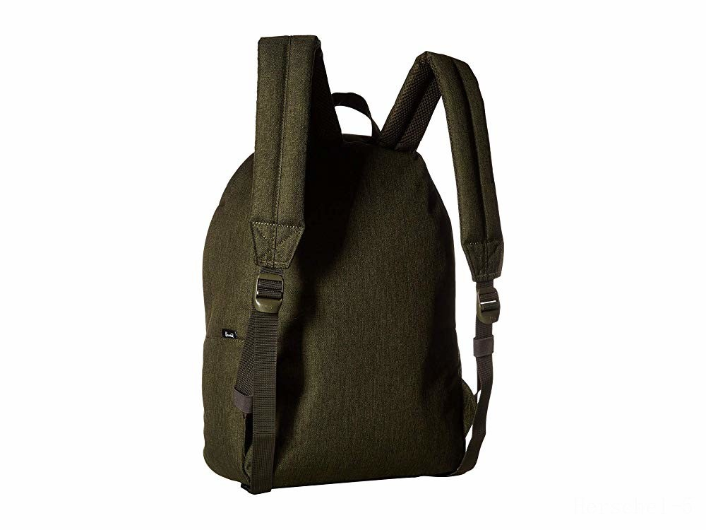 best price herschel supply co. classic olive night crosshatch/olive last chance limited sale