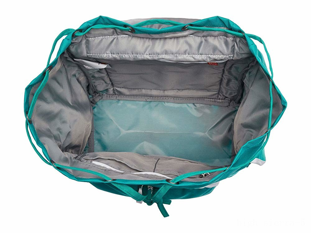 last chance high sierra elly backpack turquoise/white best price limited sale