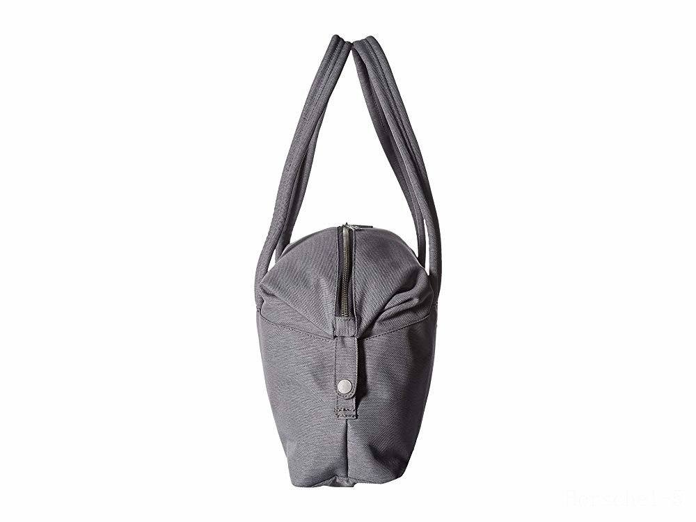 best price herschel supply co. strand x-small mid grey crosshatch last chance limited sale