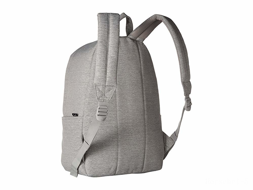 best price herschel supply co. classic x-large light grey crosshatch limited sale last chance