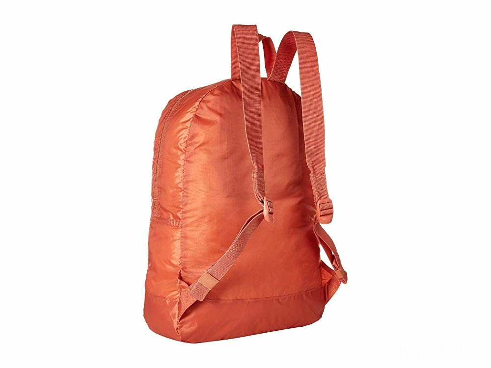 best price herschel supply co. packable daypack apricot brandy last chance limited sale